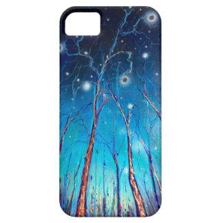 Funda Para iPhone SE/5/5s Reflexiones celestiales