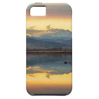Funda Para iPhone SE/5/5s Reflexiones del lago McCalls