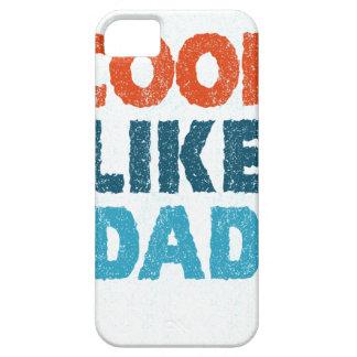 Funda Para iPhone SE/5/5s refresqúese como papá