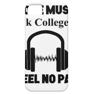 Funda Para iPhone SE/5/5s Roca de la universidad
