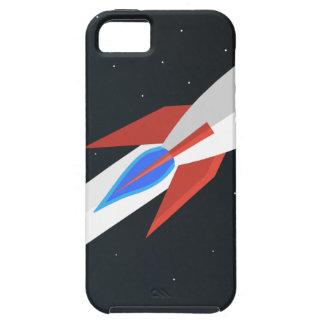Funda Para iPhone SE/5/5s Rocket que arruina apagado