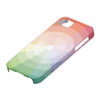 Funda Para iPhone SE/5/5s Rueda de color colorida