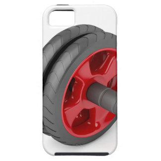 Funda Para iPhone SE/5/5s Rueda de tono abdominal