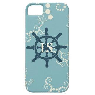 Funda Para iPhone SE/5/5s Rueda del barco