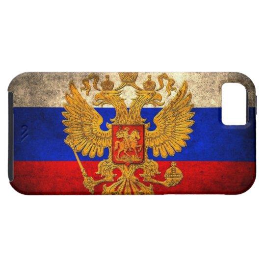Funda Para iPhone SE/5/5s Russian Flag