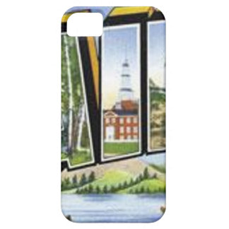 Funda Para iPhone SE/5/5s Saludos de Maine