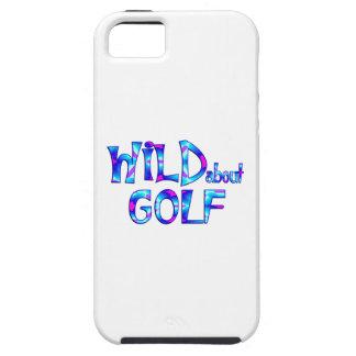 Funda Para iPhone SE/5/5s Salvaje sobre golf