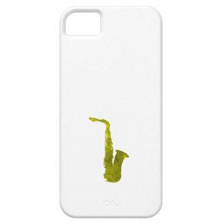 Funda Para iPhone SE/5/5s Saxofón