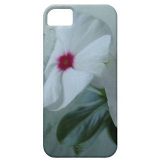 Funda Para iPhone SE/5/5s SE del iPhone de la flor blanca + iPhone 5/5S,