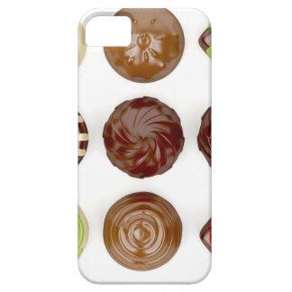 Funda Para iPhone SE/5/5s Selección de caramelos de chocolate