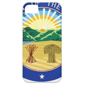 Funda Para iPhone SE/5/5s Sello del estado de Ohio