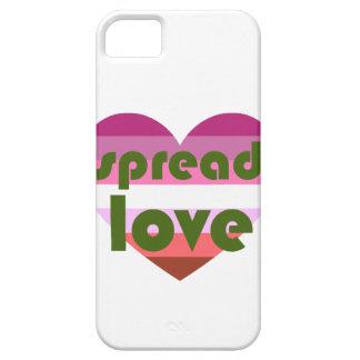 Funda Para iPhone SE/5/5s Separe el amor lesbiano