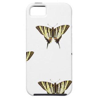 Funda Para iPhone SE/5/5s separe hacia fuera las mariposas