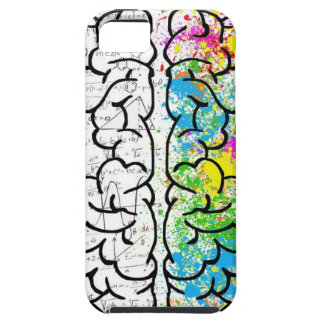 Funda Para iPhone SE/5/5s serie del cerebro