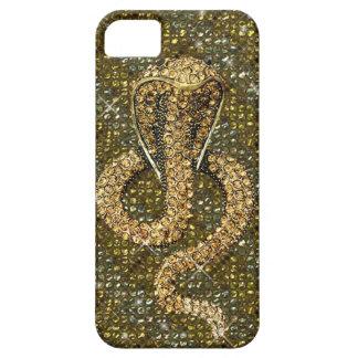 Funda Para iPhone SE/5/5s serpiente bling
