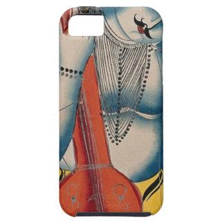 Funda Para iPhone SE/5/5s Shiva intoxicado que sostiene el cordero