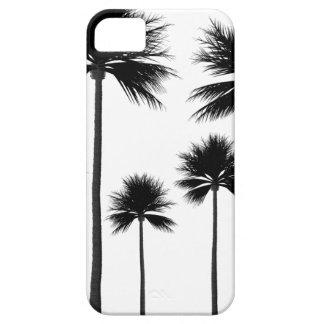 Funda Para iPhone SE/5/5s Silueta de la palmera