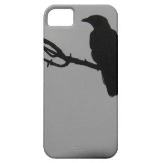 Funda Para iPhone SE/5/5s Silueta del pájaro