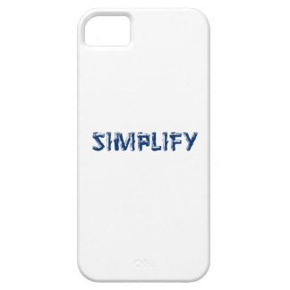 Funda Para iPhone SE/5/5s Simplifique