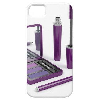 Funda Para iPhone SE/5/5s Sistema del maquillaje del ojo