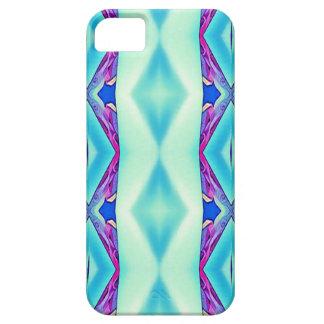 Funda Para iPhone SE/5/5s Sombras tribales modernas de la lavanda del trullo
