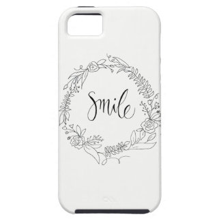 Funda Para iPhone SE/5/5s Sonrisa
