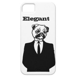 Funda Para iPhone SE/5/5s Sophisticated Pug