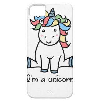 Funda Para iPhone SE/5/5s ¡Soy un unicornio!