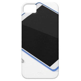 Funda Para iPhone SE/5/5s Tableta en soporte y pluma digital