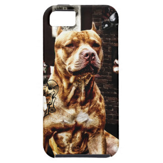 Funda Para iPhone SE/5/5s Tatoo dog
