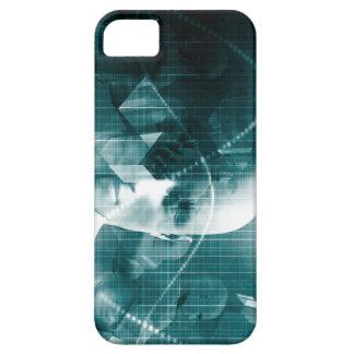 Funda Para iPhone SE/5/5s Tecnología futurista de la ciencia médica como
