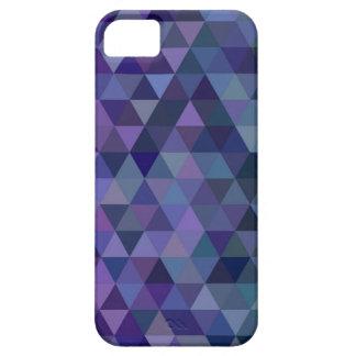 Funda Para iPhone SE/5/5s Tejas del triángulo