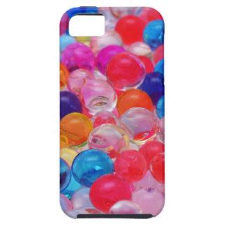 Funda Para iPhone SE/5/5s textura coloreada de las bolas de la jalea