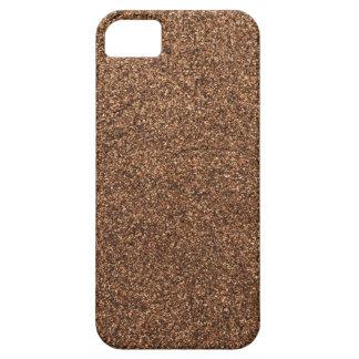 Funda Para iPhone SE/5/5s textura de la pimienta negra