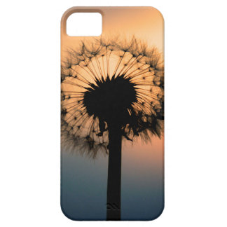 Funda Para iPhone SE/5/5s The Sunset and the Fragile Dandelion