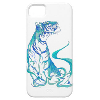 Funda Para iPhone SE/5/5s tigre