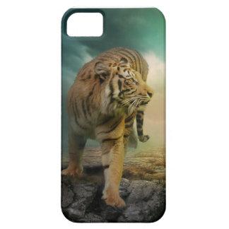 Funda Para iPhone SE/5/5s Tigre grande