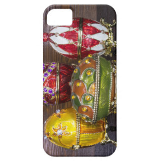 Funda Para iPhone SE/5/5s Tiro del huevo del grupo
