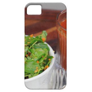Funda Para iPhone SE/5/5s Tomate de la zanahoria del jengibre que viste la