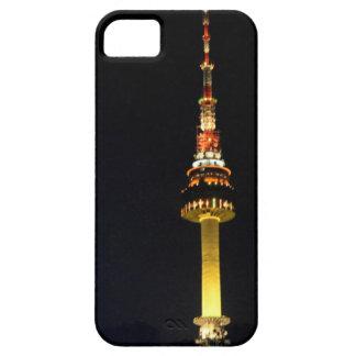 Funda Para iPhone SE/5/5s Torre de Namsan Seul
