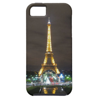 Funda Para iPhone SE/5/5s Torre Eiffel en la noche, París