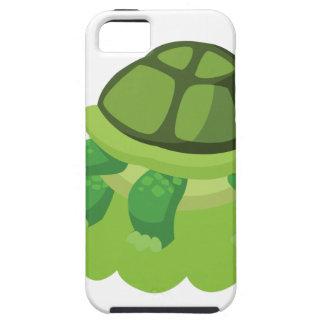 Funda Para iPhone SE/5/5s tortuga que camina en la hierba