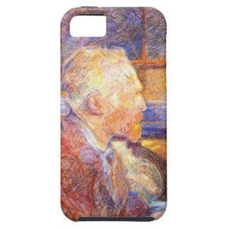 Funda Para iPhone SE/5/5s Toulouse-Lautrec - Van Gogh