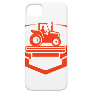 Funda Para iPhone SE/5/5s Tractor de la asta de los ciervos de la cola