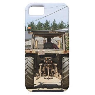 Funda Para iPhone SE/5/5s Tractor gris en el EL Camino, España