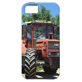 Funda Para iPhone SE/5/5s Tractor rojo en el EL Camino, España