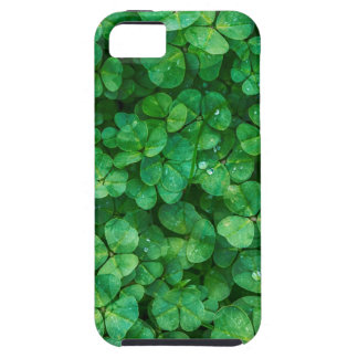 Funda Para iPhone SE/5/5s Tréboles afortunados de St Patrick