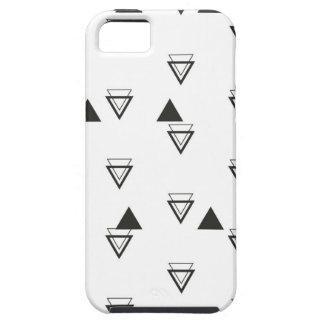 Funda Para iPhone SE/5/5s triángulo