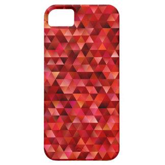 Funda Para iPhone SE/5/5s Triángulos sangrientos
