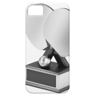 Funda Para iPhone SE/5/5s Trofeo de plata de los tenis de mesa
